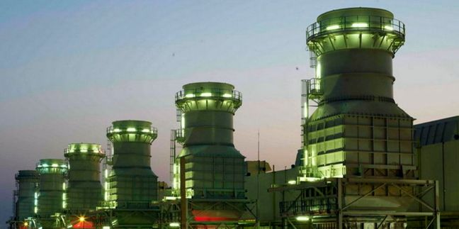 Kashan Combined-Cycle Power Plant Steam Unit Commissioned