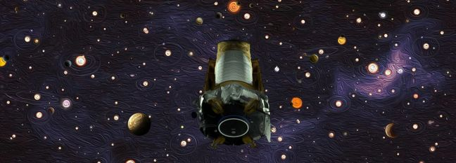 NASA Bids Farewell to Prolific Space Telescope Kepler
