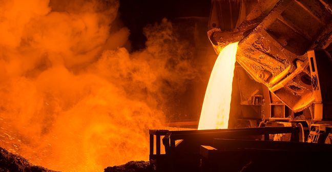 Major Iranian Steelmakers' Exports Shrink in 2nd Fiscal Month