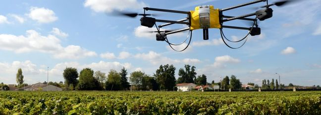 Iranian Farmers Benefitting From Indigenized Drone Technology