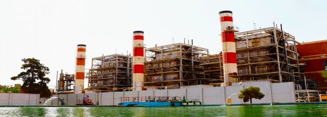 Tehran Power Plants Prepare for Summer
