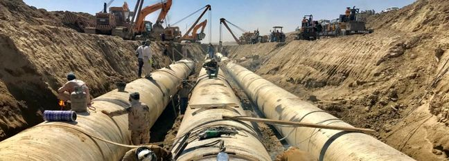 Kerman to Get Sea Water in Oct