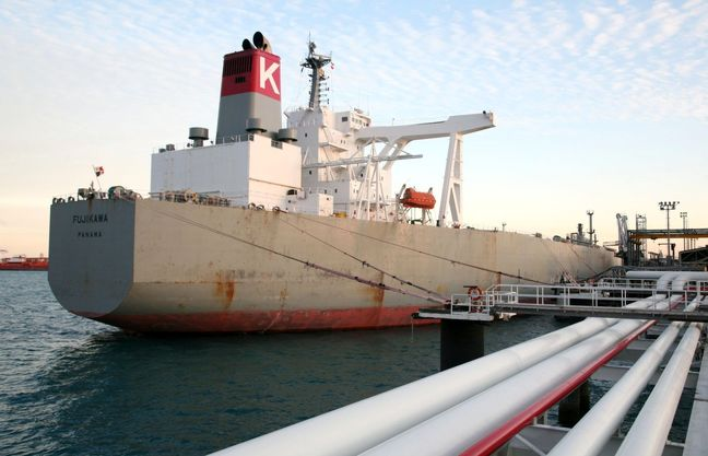Iran's oil exports to Japan up in 3 consecutive months