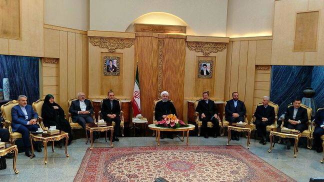 Iran, India ties to be boosted: President Rouhani