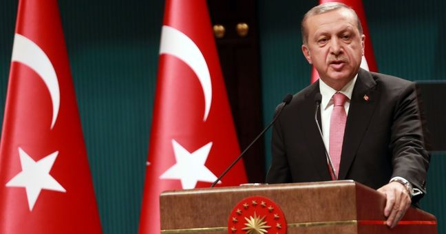 Erdogan: Turkey Ready to Launch Own SPV for Iran