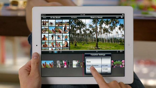 Apple Weighs iPhone Video Editing App in Renewed Push on Social