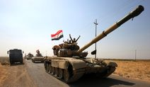 Iraq Says Advancing Forces Seize Kirkuk Refinery, Gas Plant