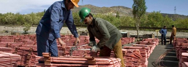 IMIDRO Reviews Copper Industry's Q1 Production