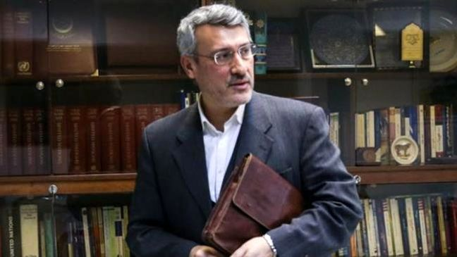 UK to pay over £400mn debt to Iran Central Bank: Envoy to London