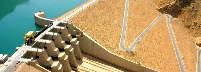 Hydropower Output at 14,500 GWh