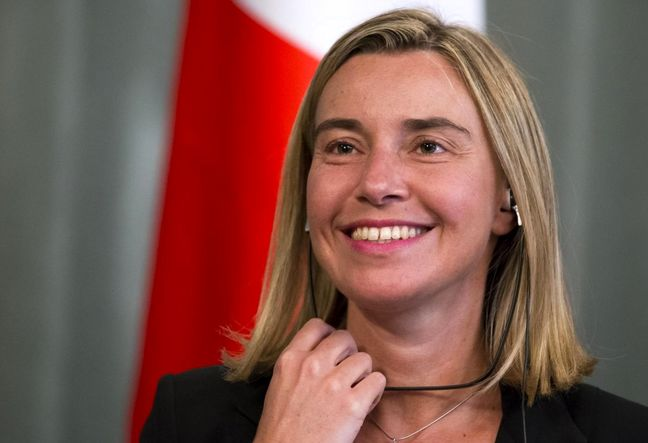 EU foreign policy chief reaffirms EU commitment to full implementation of nuclear deal