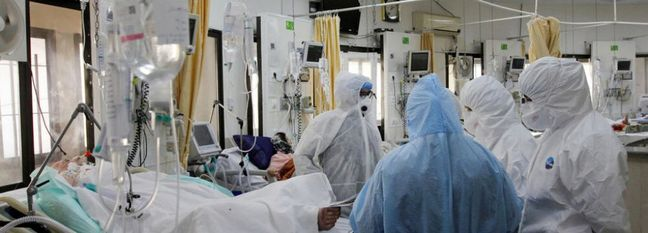 5 Iranian Provinces on Virus Red Alert