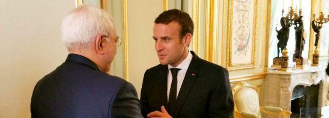 Zarif: Nuclear Talks With France 'Constructive'
