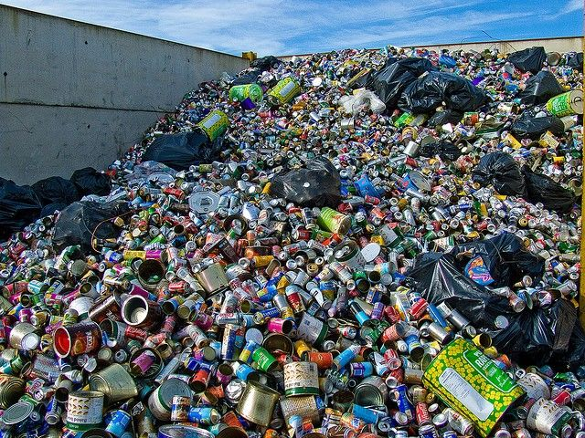 the environmental issues caused by the lack of recycling