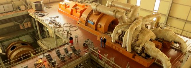 Thermal Power Plant Equipment Indigenized: 615 MW Added to Iran's Installed Capacity