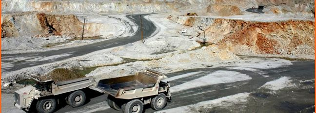 Iran's Copper Ore Extraction Capacity Tops 32 Million Tons