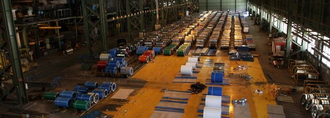 Iran's Steel Output Tops 13m Tons
