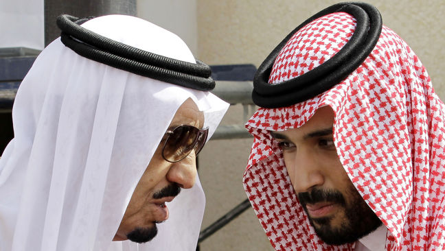 Saudi King Removes Crown Prince, Appoints Mohammed Bin Salman as Replacement
