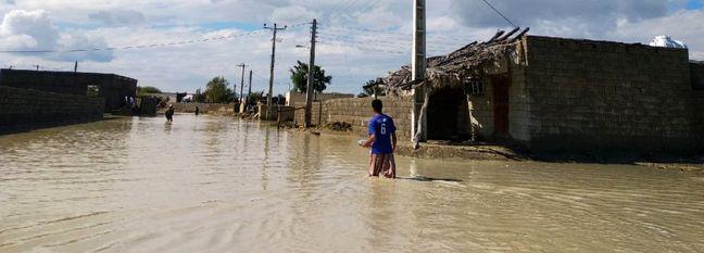 Floods Create Havoc in Iranian Southern Regions