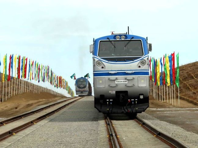 Rail Revolution to Boost Trade, Investment