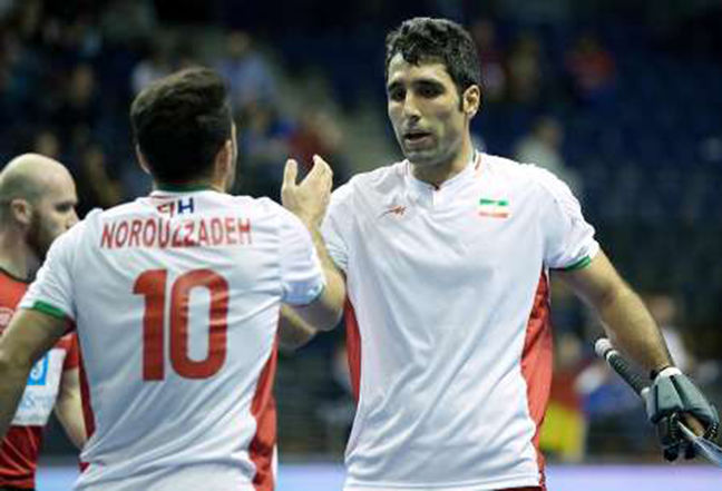 Iran's first-ever 3rd place in hockey world cup
