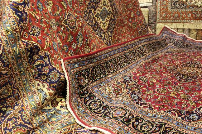 Carpet Exports Hit $350m Last Year
