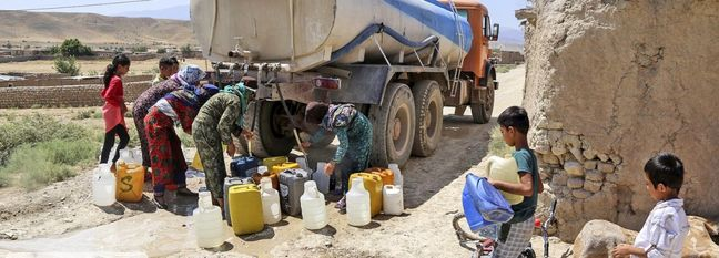 Khorasan Razavi Using Water It Does Not Have