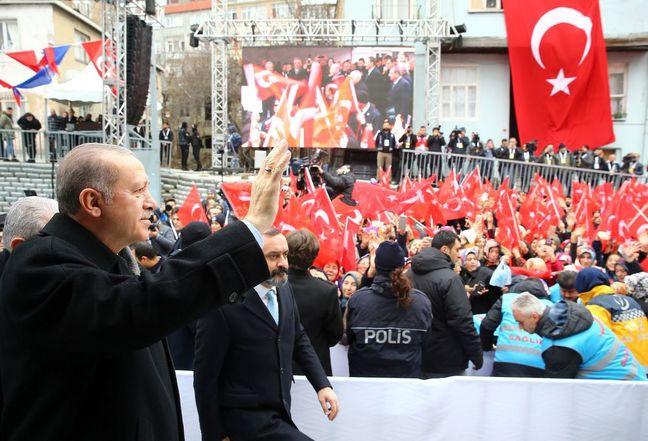 Erdogan Wants Allies to Back Away From Kurdish Rebels