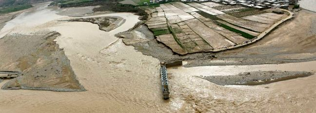 Iran Floods Cause Half a Billion Dollar Damage to Agriculture, Roads