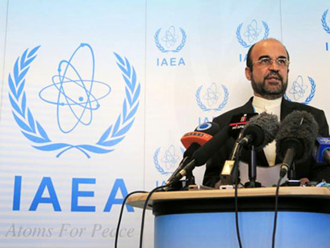 Najafi: Iran is not satisfied with conduct of parties to JCPOA