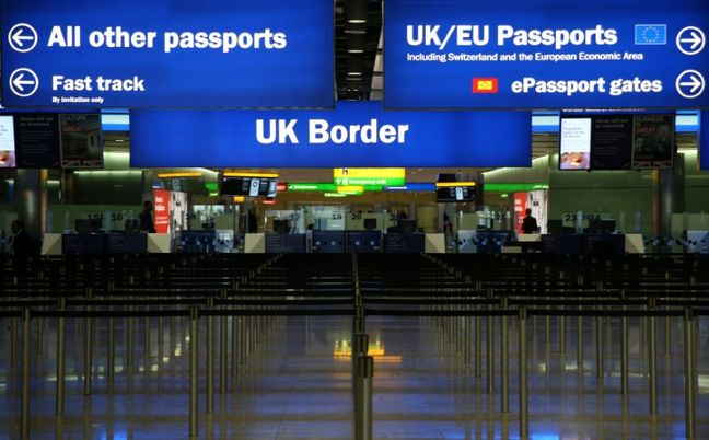 UK eyeing customs union access, work visas for some sectors: report