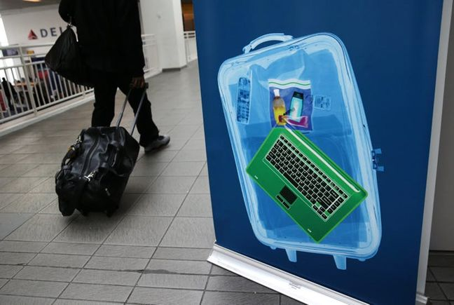 New Airport Scanners Could End Bans on Laptops and Liquids