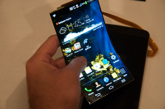 Apple OLED Screen Talks Nudge Sharp's Shares Higher