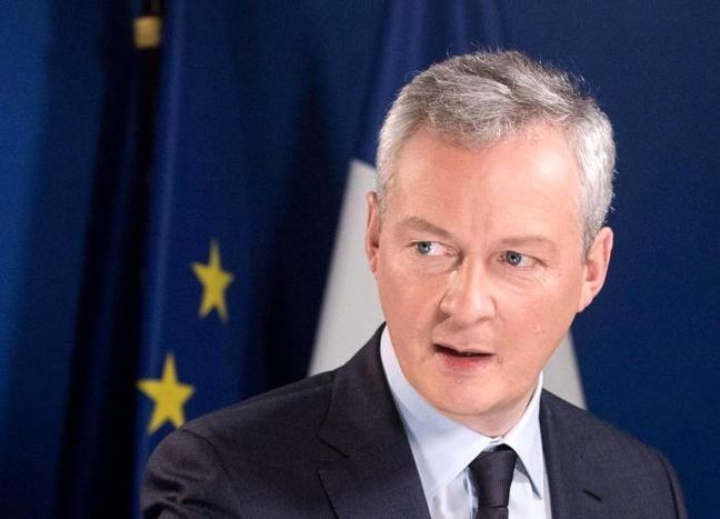 EU could compensate firms hit by U.S. sanctions over Iran: French minister