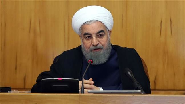 Zionists involved in almost all regional crises: Iran president