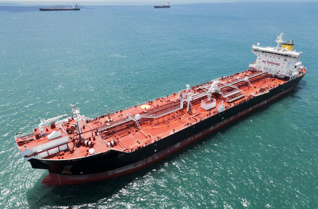 Asia's Monthly Iran Crude Imports Fall