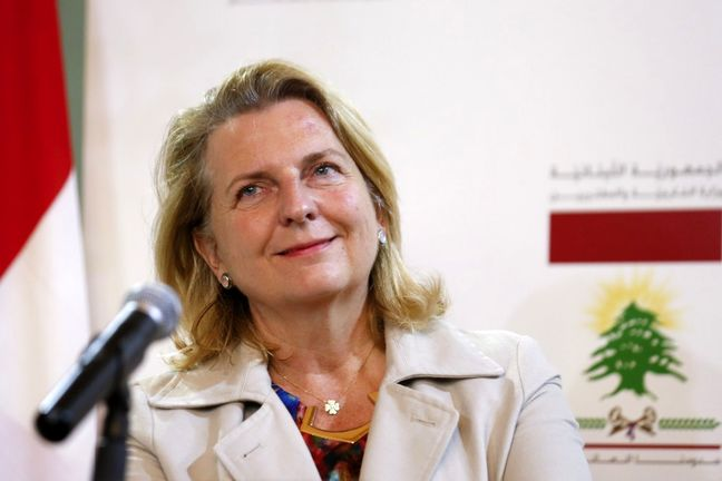 Austrian FM: Engagement With Iran Helps Promote Mideast Peace