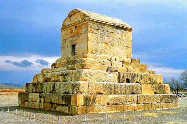 Work Begins on Pasargadae's Archeological Map