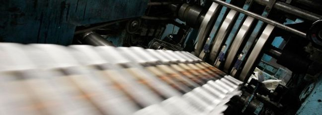 Iran's Print Industry Floundering Amid Soaring Prices