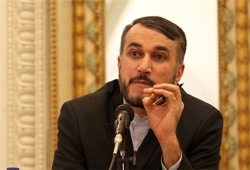 Amir-Abdollahian: Unity, nat'l integrity preludes to Iraq security