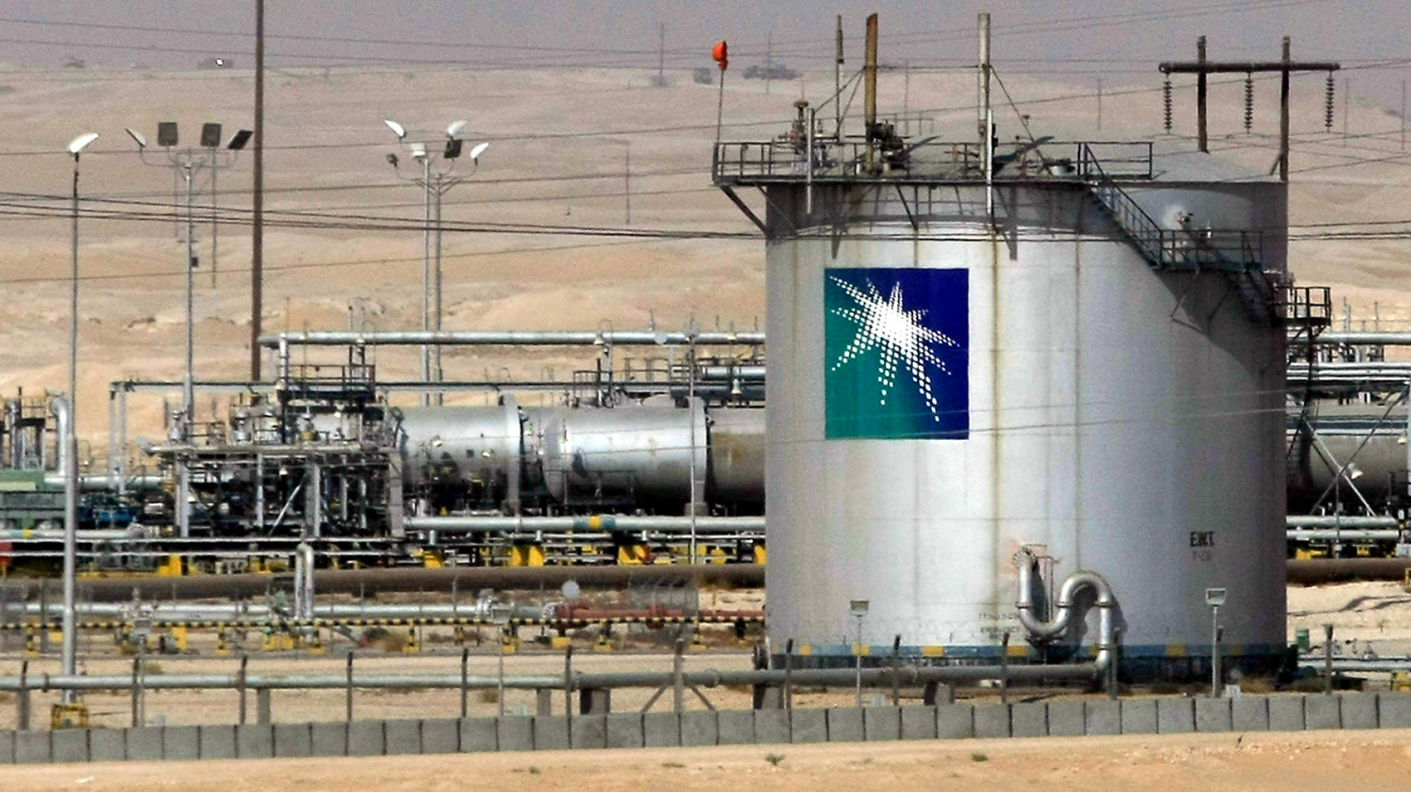 case study saudiaramco gas project