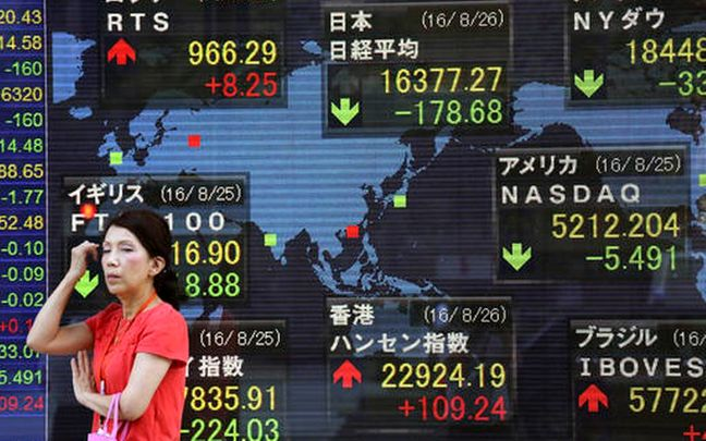 Asia stocks bounce, investors no clearer on Fed