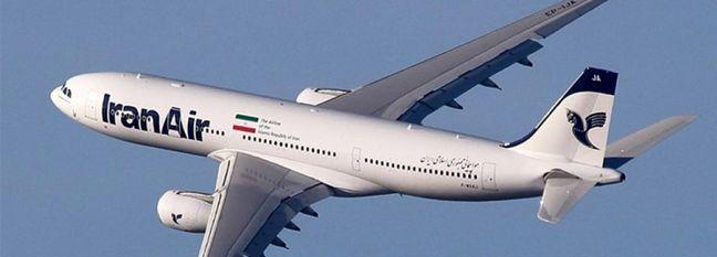 IranAir Flies to Rome to Repatriate Iranians
