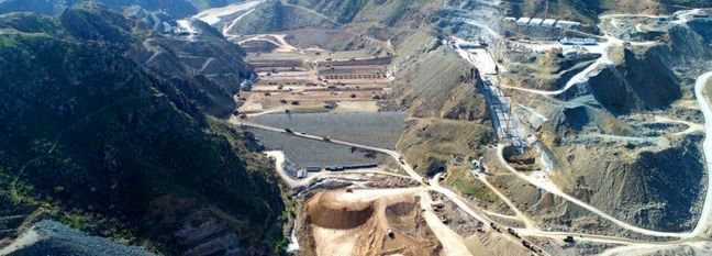2 Dams in Ardabil Near Completion