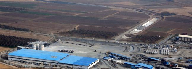 Lake Urmia Water Project Complete