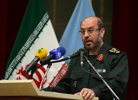 Iran to give harshest response to enemy threats: defense minister