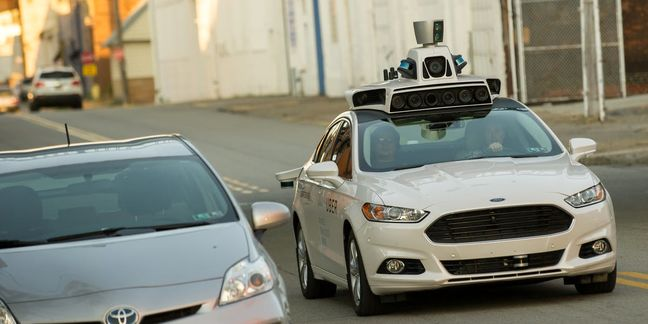 Alphabet Driverless Ambitions Looked Stalled. Then It Sued Uber