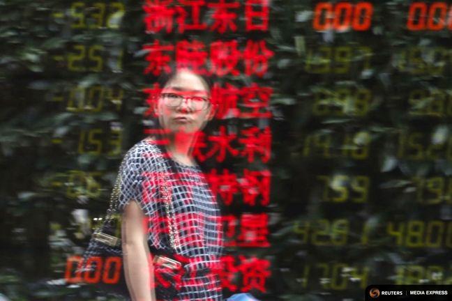 Trade war worries slam China and emerging markets
