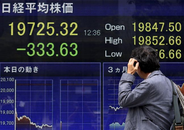 European stocks rise, Asia lifted by Japan stimulus