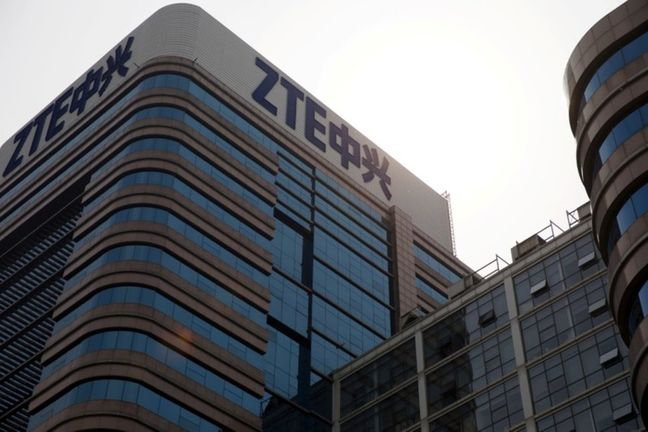 In concession, Trump will help China's ZTE 'get back into business'